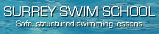 Surrey Swim School logo